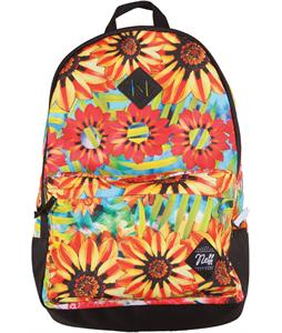 Neff Scholar Backpack Sunfloral