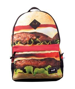 Neff Scholar Backpack Cheeseburger