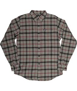 Neff Scott Flannel Grey