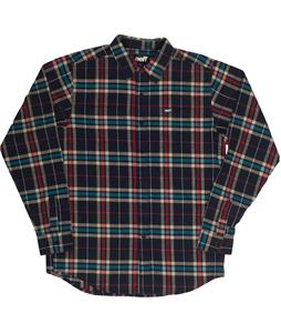 Neff Scott Flannel Navy