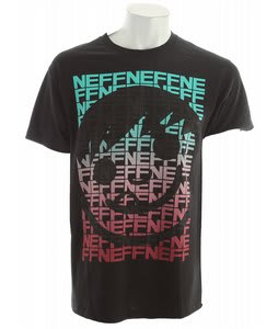 Neff Sequence T-Shirt Black