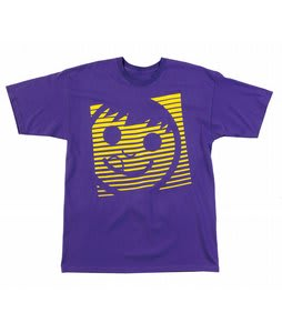 Neff Shutter T-Shirt Purple