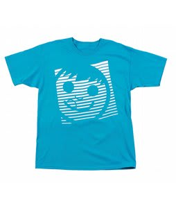 Neff Shutter T-Shirt Turquoise
