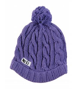 Neff Sladics Beanie Purple