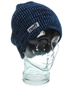 Neff Slashy Beanie Blue/Black