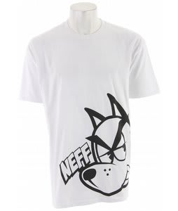 Neff Snoop Micro Dogg T-Shirt White