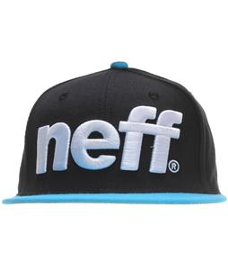 Neff Sport Cap Black Adjustable