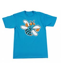 Neff Stinger T-Shirt Turquoise