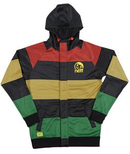 Neff Striped Shredder Hoodie