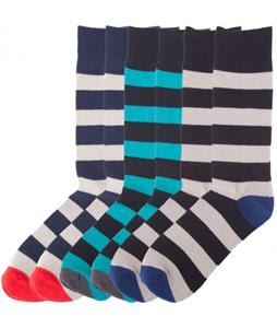 Neff Striper 3 Pack Socks