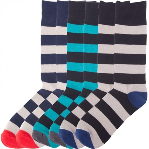 Neff Striper 3 Pack Socks
