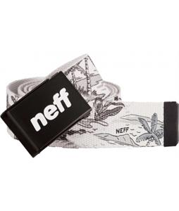 Neff Sun Fun Belt White