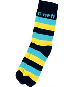 Neff Thick Stripe Socks