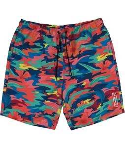 Neff Thunder Tropic Hot Tub Boardshorts