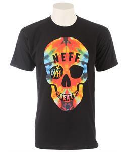 Neff Tie Dye Death T-Shirt