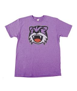 Neff Tigaclaw T-Shirt Purple Heather