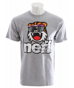 Neff Tigershade T-Shirt Athletic Heather