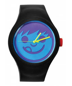 Neff Timely Watch Black