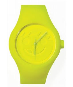Neff Timely Watch Yellow