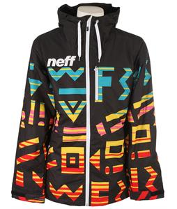 Neff Trifecta Snowabord Jacket Native