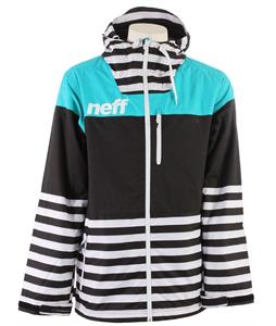 Neff Trifecta Snowboard Jacket Stripe