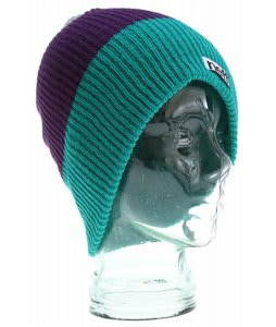 Neff Trio Beanie Green/Purple/Grey