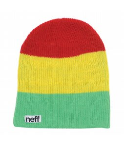 Neff Trio Beanie Rasta