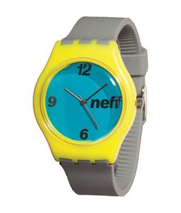 Neff Typhoon Watch Grey/Yellow