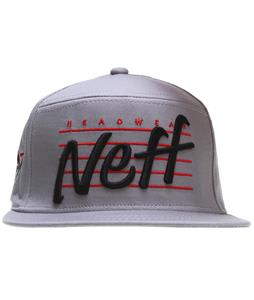 Neff Vicer Cap Grey