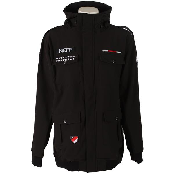 Neff Warplanes Softshell Snowboard Jacket