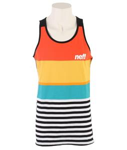 Neff Wide Stripe Tank Top
