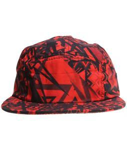 Neff Wild Aztec Cap Red