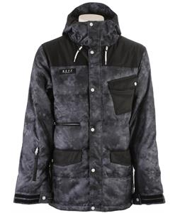Neff Winston 2 Snowboard Jacket Black