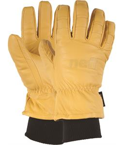 Neff Work Gloves Tan
