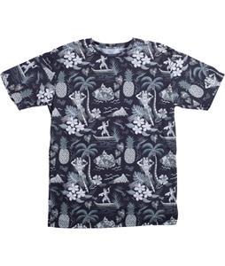 Neff Zombify T-Shirt Black