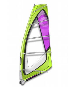 Neil Pryde Alpha Windsurfing Sail Green/Grey 4.5