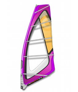 Neil Pryde Alpha Windsurfing Sail Purple/Grey 4.2