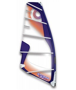 Neil Pryde Excess Windsurfing Sail 6.4 Black Grey