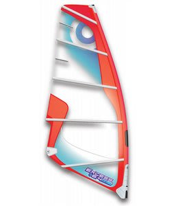 Neil Pryde Excess Windsurfing Sail 7.4 Red Grey
