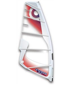 Neil Pryde Excess Windsurfing Sail 6.9 Blue Grey