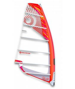 Neilpryde H2 Windsurf Sail C1 Red/Grey 6.7M
