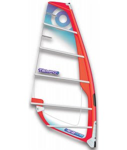 Neil Pryde Tempo Windsurfing Sail 5.7 Red Grey