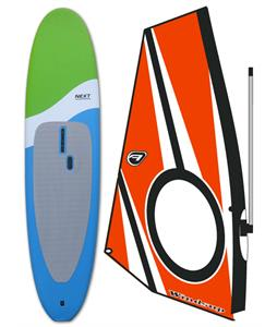 Next WindSUP Rig Package Red 4.0m