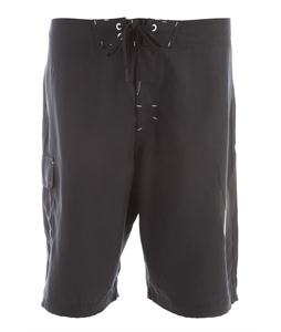 Nike Scout Swoosh 21In Boardshorts Black/Black