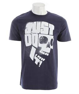 Nike Stencil T-Shirt Midnight Navy