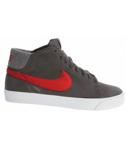 Nike Blazer Mid Lr Shoes Anthracite/White/Gym Red