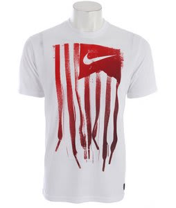 Nike Freedom Dfb T-Shirt White
