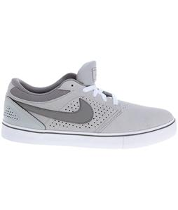 Nike Paul Rodriguez 5 LR Skate Shoes Strata Grey/White/Sport Grey