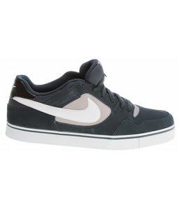 Nike P-Rod 2.5 Shoes Black/Matte Silver/White