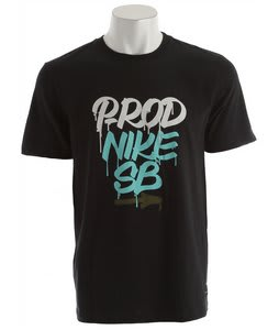 Nike P-Rod Drippy Tag T-Shirt Black